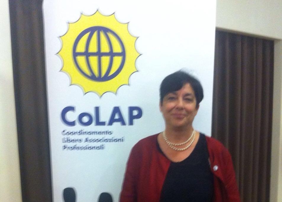Paola Conti eletta nel Direttivo COLAP
