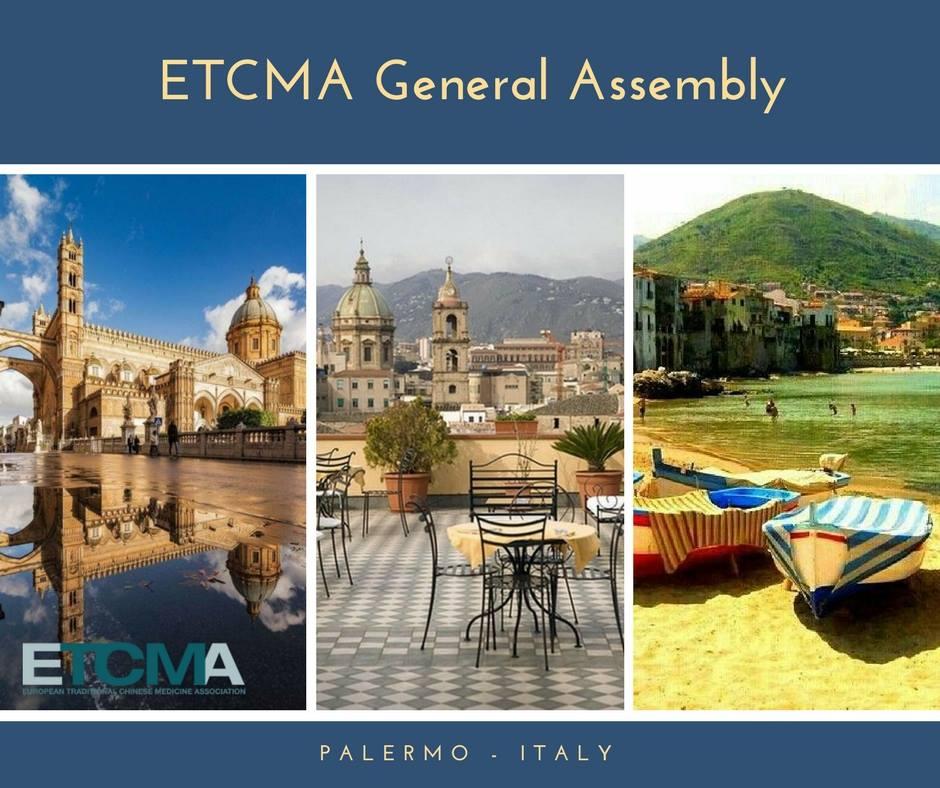 ETCMA – Assemblea generale a Palermo