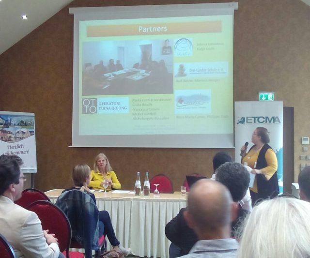 Il progetto di OTTO presentato al Congresso di ETCMA