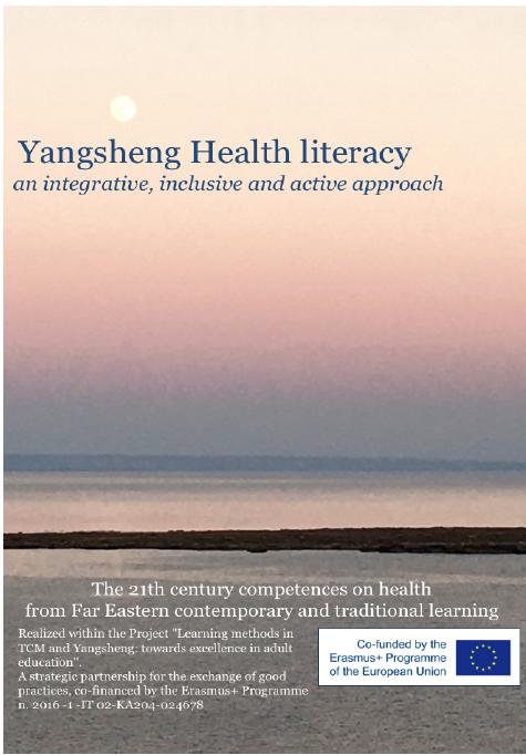 Il manuale EU su Yangsheng e Health literacy dal progetto Erasmus+ di OTTO & partners