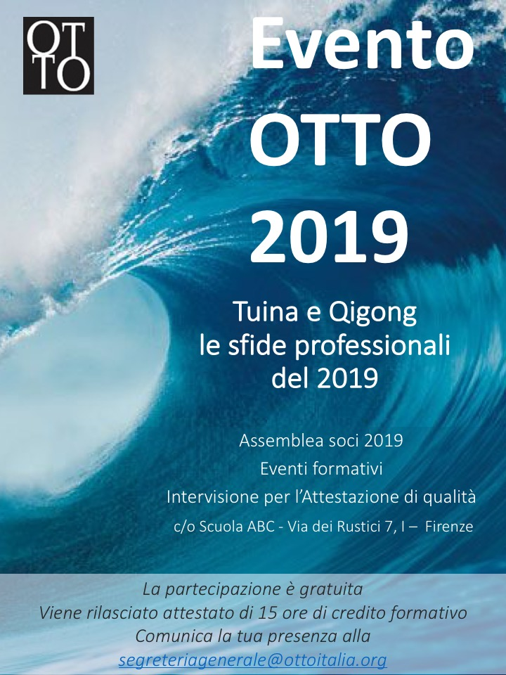 Evento OTTO e Assemblea dei soci 2019