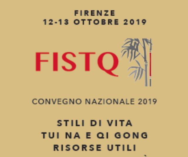 Convegno nazionale FISTQ 2019