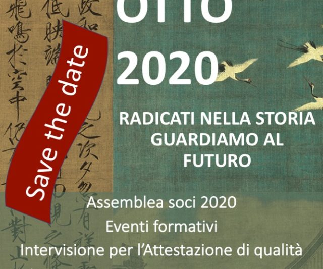 EventoOTTO 2020 – save the date
